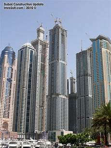 best towers in dubai marina dubai construction update princess tower pictures dubai