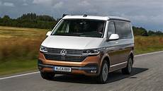 Volkswagen California T6 1 Revealed Posh Cer Gets