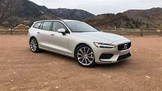 2019 Volvo V60 Review A Well Rounded All Rounder Roadshow