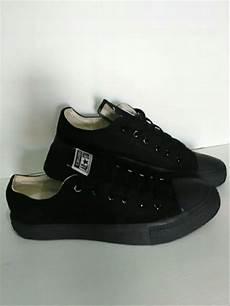Jual Sepatu Converse Hitam Di Lapak Ck Sport Syifaaliana