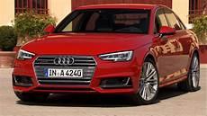 audi a4 2016 2016 audi a4 sedan interior exterior and drive
