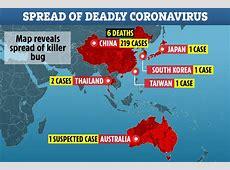 coronavirus cases in us