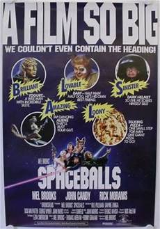 spaceballs movie posters spaceballs original release us onesheet movie poster sci fun