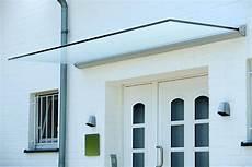 Vordach Glas Freitragend - das freitragende glas vordach dura plus sorgt f 252 r einen