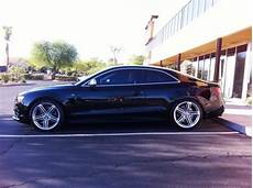 eibach lowering springs before and after audiworld forums