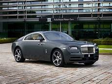 This Rolls Royce Wraith Pays Homage To The Spa