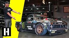 ken block ken block s hoonitruck turbo awd 914hp and ready to in gymkhana ten