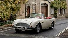 aston martin retro classic aston martins with factory ev powertrains are a
