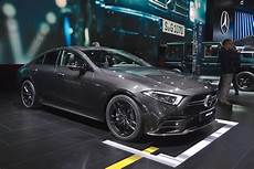 Detroit 2018 Mercedes Amg Cls 53 Gtspirit