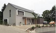 einfamilienhaus passivhaus wahrt einfamilienhaus modern mit satteldach einfamilienhaus