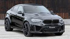 2016 bmw x6 m typhoon by g power review top speed