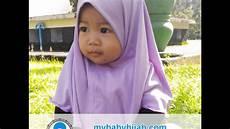Model Jilbab Bayi Oki Setiana Dewi Voal Motif