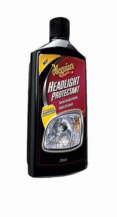Meguiars Headlight Protection Scheinwerfer Aufbereitung Info