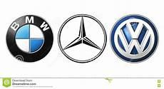 marque allemande voiture collection of popular german car logos editorial