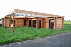 Ganeeva En Mayenne Maisons En Bois Massif En Bretagne Et