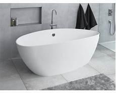 Badewanne Halb Freistehend - freistehende badewanne ria 1570x700 mm links jetzt kaufen