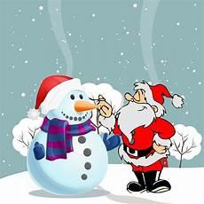 free illustration winter merry free