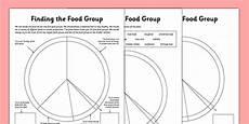 food groups worksheets teacher made