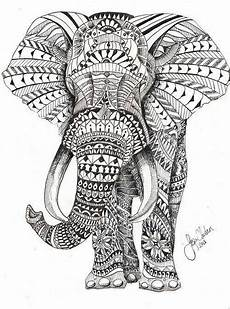 Ausmalbilder Elefant Erwachsene Elephant Woodburning Ausmalbilder