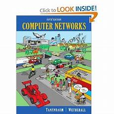 computer networks 5th edition andrew s tanenbaum