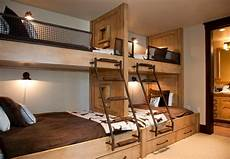 chic rustic bedroom bunk beds collection of reading light paired metal ladders and beige carpet