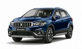 New S Cross Facelift Revealed Launch Next Month  Autodevot