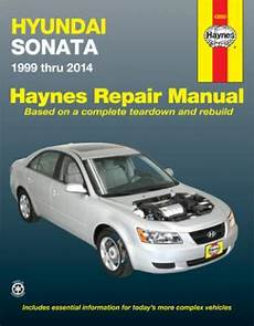 best auto repair manual 2008 hyundai sonata head up display 1999 2014 hyundai sonata haynes repair manual