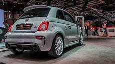 here is the new 2019 abarth 595 esseesse look