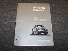 auto repair manual online 1998 mazda b series plus on board diagnostic system 1998 mazda b2500 b3000 b4000 b series truck service highlight shop repair manual ebay