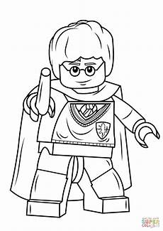 Malvorlagen Ninjago Harry Potter Lego Harry Potter Mit Zauberstab Coloring Harry