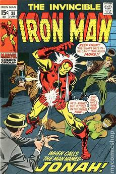 Ironman Malvorlagen Novel Iron 1968 1st Series Jewelers Comic Books