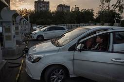 China Hastens The World Toward An Electric Car Future By