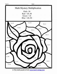 multiplication worksheets colouring 4348 free coloring multiplication worksheets printables multiplication free math color sheets