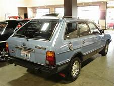 1983 Subaru DL  Information And Photos MOMENTcar
