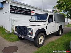 land rover defender up occasion land rover defender 110 pic up occasion martinique pas