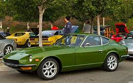 1973 Datsun 240z Values  Hagerty Valuation Tool&174