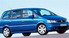 Opel Zafira Gebraucht Viele Gebrechen N Tv De
