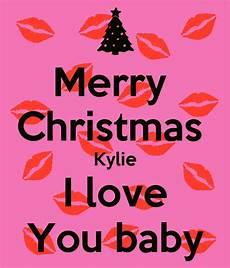 merry christmas i love you baby poster keep calm o matic