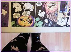Moomin Comic Strip Coffee Table · How To Make A Table