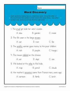 free printable 2nd grade context clues worksheets context clues worksheets for 2nd grade context clues worksheets context clues 2nd grade