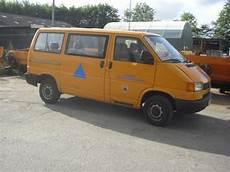Vw Transporter Kassevogn Indrettet Som Minibus Med 8