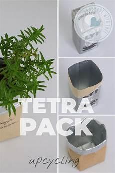 recycling ideen selber machen tetrapak upcycling geschenke selbstgemacht originell