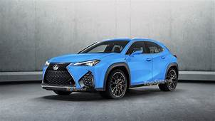 A Hot Lexus UX F Crossover Could Be In The Works  Heres