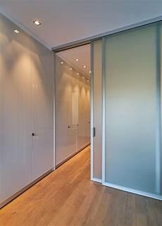 portes coulissantes en verre sur mesure