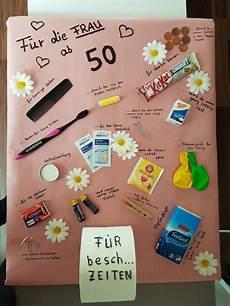 geschenke zum 50 f 252 r die frau ab 50 wosimaus geburtstag geschenke