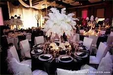 wedding inspiration center 2012 elegant black and white wedding decoration ideas