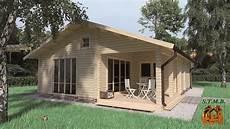 Cottage En Kit 70m2 Zion