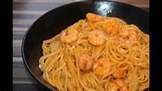 spaghetti mit garnelen spaghetti noberto mit garnelen aus dem thermomix tm5