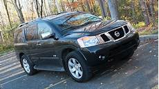 car manuals free online 2008 nissan armada parking system 2008 nissan armada le review editor s review car reviews auto123