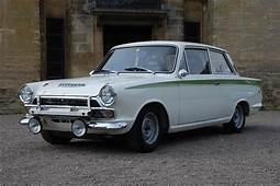 Classic A Ford Lotus Cortina LHD Rally Conversion In Fa
